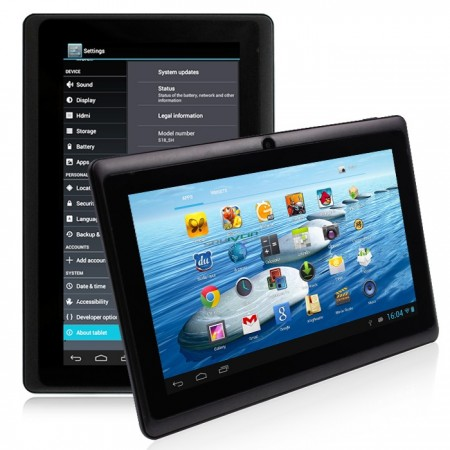 "Diel Scorpion 7"" huippuedullinen Android 4 tablet"