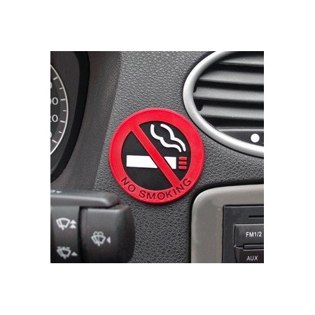 No Smoking 3D-sticker