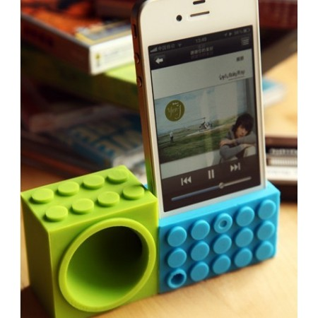 Lego iPhone kaiutin