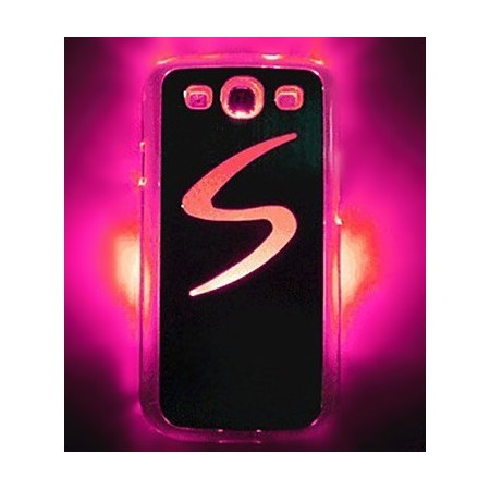Samsung Galaxy S4 Carcasa Luminoso LED