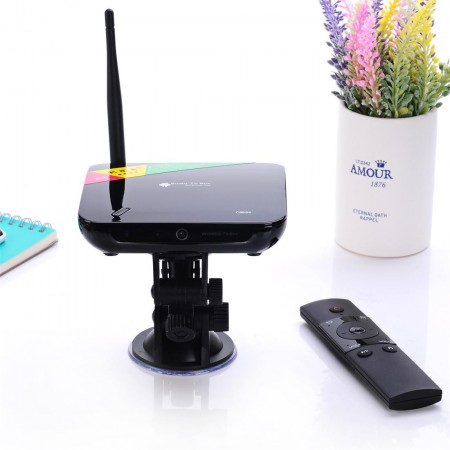 Quad-core Android4.2 TV Box c/Cámara + Bluetooth