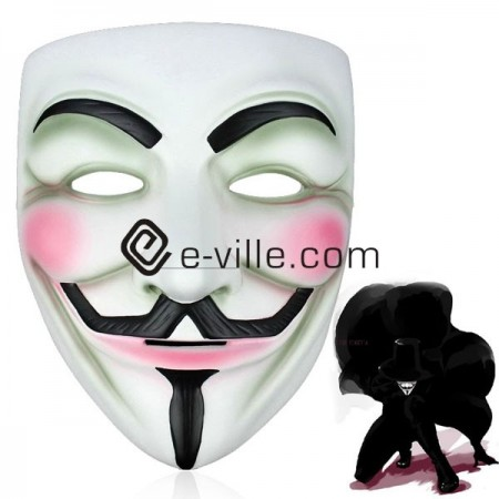 Guy Fawkes -mask