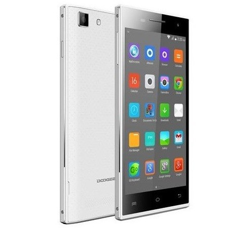 "Doogee TURBO-mini F1 4G 4,5"" smarttelefon"