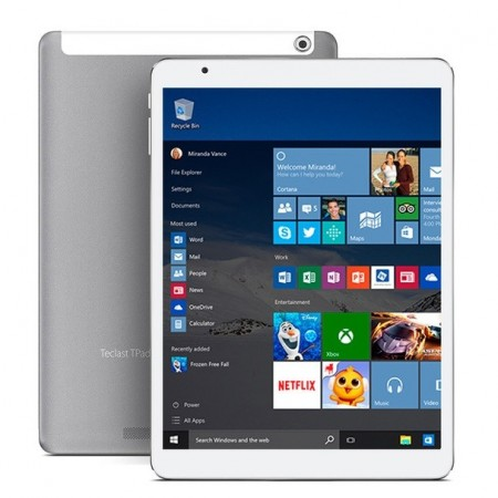 "Teclast X98 Pro Windows 10/Android 5.1 9.7"" -tablet"