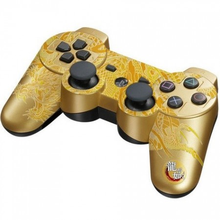 Golden Dragon tejp till PS3 -controller