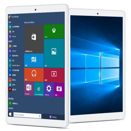 "Teclast X80HD 8.0"" Windows 10 / Android 4.4.4 -tablet"