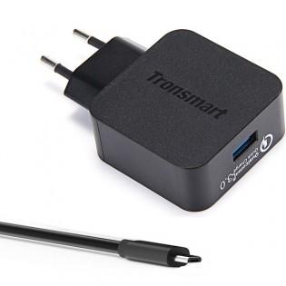 Tronsmart snabb Micro USB laddare 3.0A