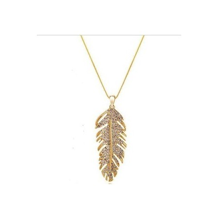 Feather necklace |  Höyhen -kaulakoru