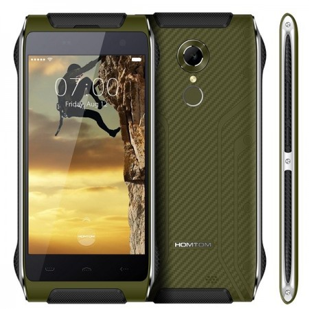 "HOMTOM HT20 IP68 4.7"" Android 6.0 smartphone"