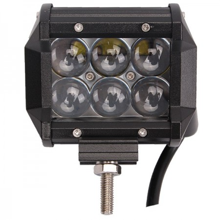 LED-valaisin 18W Cree 12-24V 1500lm