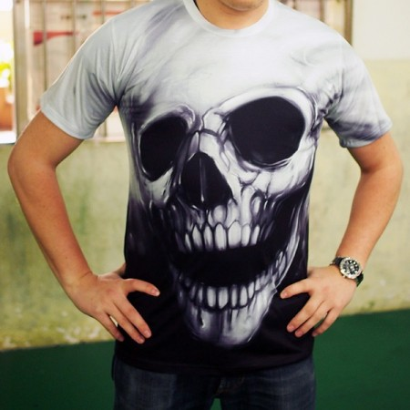 Underworld - Skull T-Shirt