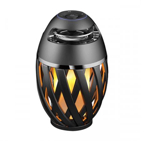 LED-liekki tunnelmavalo Bluetooth-kaiutin