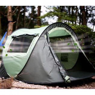 1 2 personer självmonterande pop up tält Flingi FastCamp e