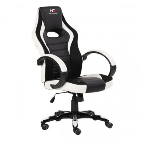 Nordic Gaming Charger PU-leather gaming chair
