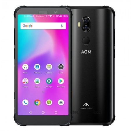 AGM X3 waterproof IP68 Smartphone