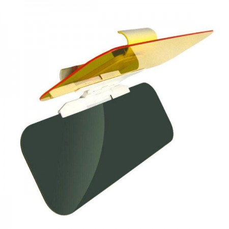 Car Day and Night Anti-Glare Goggles Sun Visor