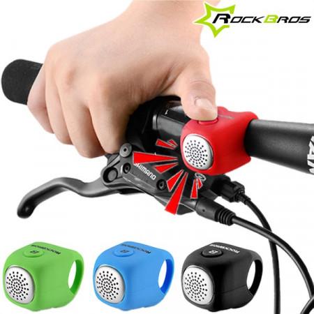 RockBros moniääninen pyöräkello 93.5dB