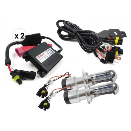 35W HID Conversion (H4-3) | Digital Slim Ballasts