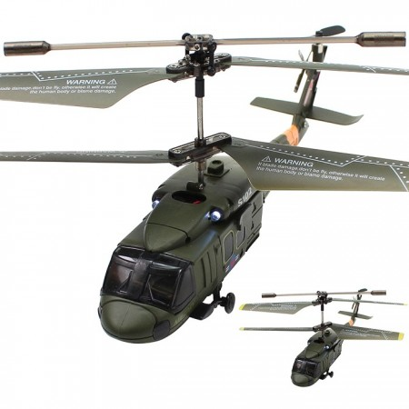 3-kanals RC-helikopter