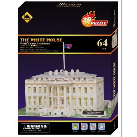 Rompecabeza 3D | White House
