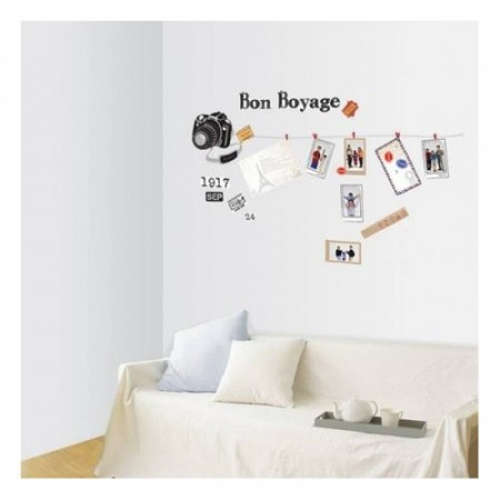 Wall stickers | Seinätarra -traveler