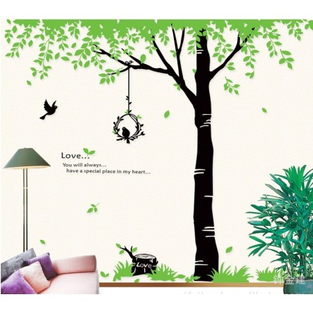 Wall stickers | Tree -seinätarra