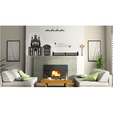 Wall stickers | Castle -seinätarra