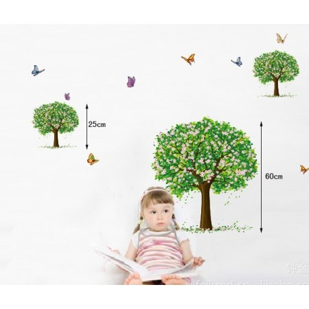 Wall stickers | Trees -seinätarra
