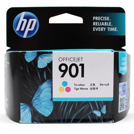 HP Officejet 901 Color | Cartucho de Tinta
