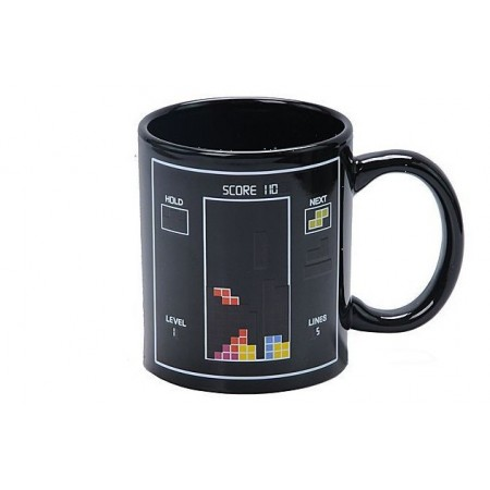 Tetris -lämpömuki