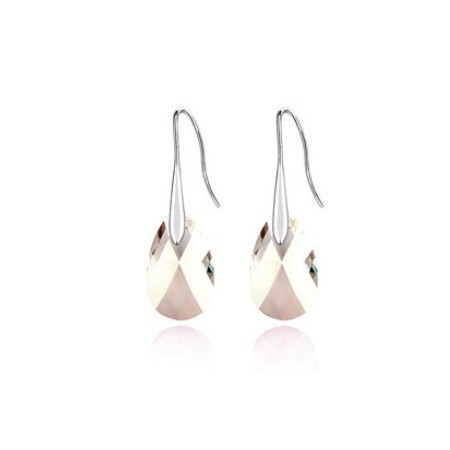 Teardrop-shaped Earring  |  Kristallikorvakorut