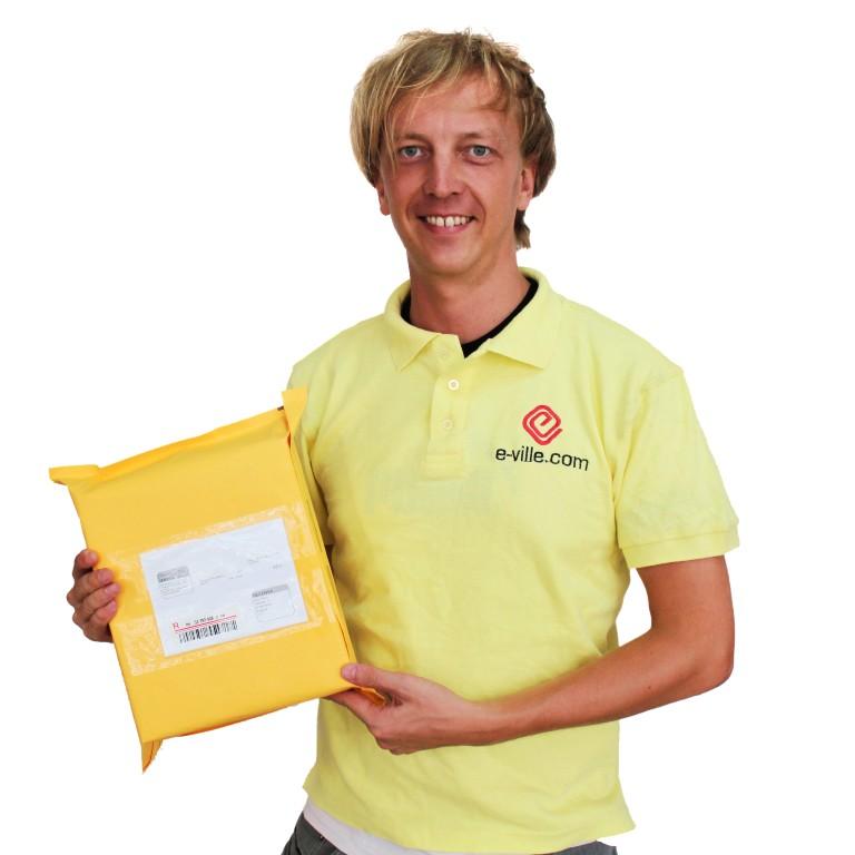 Ville Majanen - e-ville.com kauppias huolehtii jokaisesta tilauksesta ja takaa ystävällisen asiakaspalvelun kaikille asiakkaille. Toimitus ilmaiseksi yli 10€ tilauksiin!