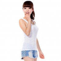 Women tank top  65-80cm cotton