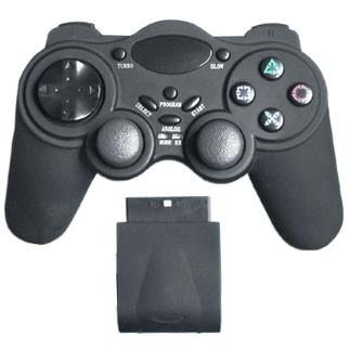 PS2 Trådlös handkontroll