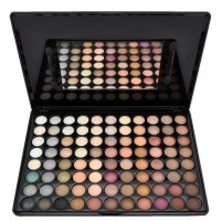 Eye shadow palette  88 colors warm series