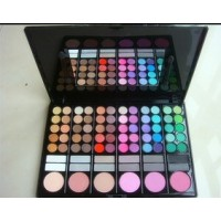 Eye shadow & Blush palette  78 colors