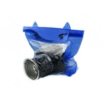 Transparent waterproof camera bag  for DSLR camera