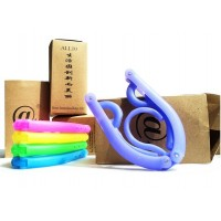 Foldable hanger  5 pieces package