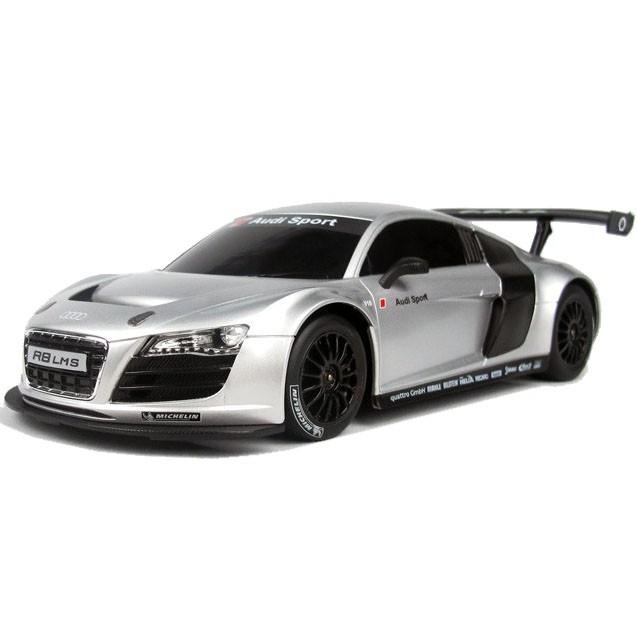 Radio-ohjattava Audi R8 LMS