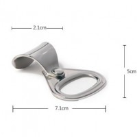 Can tap puller  Bottle opener