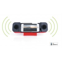 Portable iPhone 5 speaker  with charging function