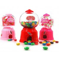 Mini candy machine  Coins box