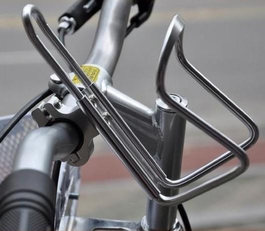 Dryckställning för cykel