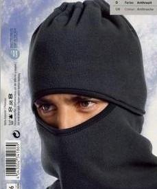 Vindtät mask