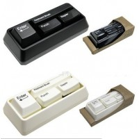 Mini stationery box gift  Keyboard design