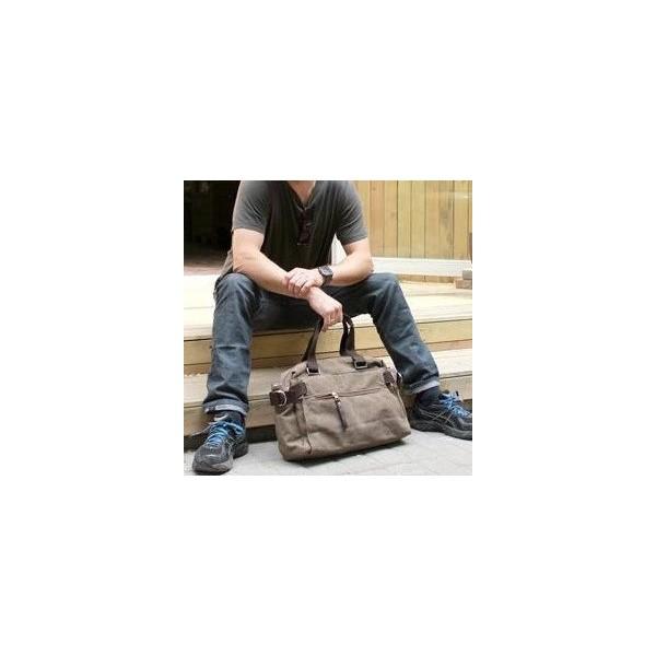 Laukut Miehille : Miesten kangaslaukku suuri e ville