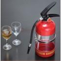Brandsläckare med dryckesslang