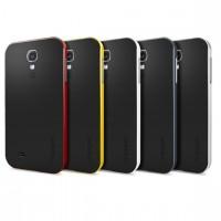 Neo Hybrid suojakotelo Samsung Galaxy S4 kännykälle. Pakkauksen mukana tulee Neo Hybrid suojakuori, mikrokuituliina ja painikesuojasetti. Siis kaikki mitä tarvitse Samsungisi suojaamiseksi!