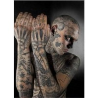Tattoo Sleeves Gloves