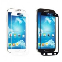 Samsung Galaxy S4 screen protector, white